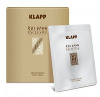 Флисовая маска для ног KLAPP Chi yang Exclusive Moisturizing Foot Mask  - stim4skin