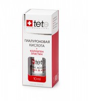 Гиалуроновая кислота 10мл.+ Коллаген и Эластин (Hyaluronic acid + Collagen&Elastin) Tete Cosmeceutical - stim4skin